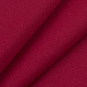 Ткань на отрез бязь ГОСТ Шуя 150 см 15300 цвет красный фото