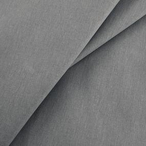 Ткань на отрез бязь ГОСТ Шуя 150 см 12310 цвет стальной 1 фото