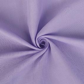 Муслин гладкокрашеный 135 см 35002 цвет сирень фото