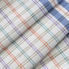 Ткань на отрез полулен полотенечный 50 см 22/2 сорт 1 113358 фото