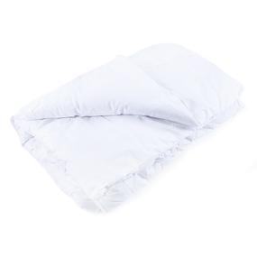 Одеяло Овечья шерсть 150 гр/м2 чехол хлопок 140/205 см эконом фото