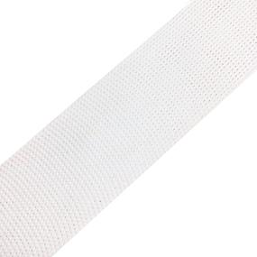 Лампасы №64 белый 3см 1 метр фото