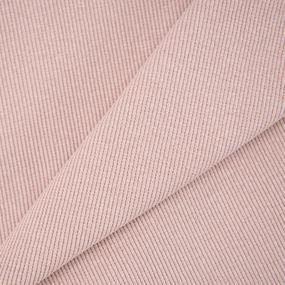 Ткань на отрез кашкорсе с лайкрой 5402-1 цвет темно-пудровый фото