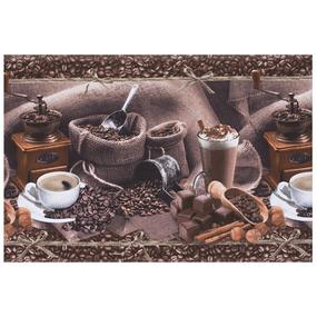 Полотенце вафельное 50/80 см 5562/1 Арабика фото
