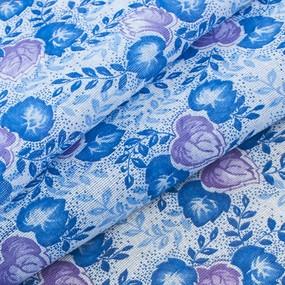 Ткань на отрез ситец белоземельный 80 см 9368 фото
