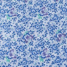 Ткань на отрез ситец белоземельный 80 см 9369 фото