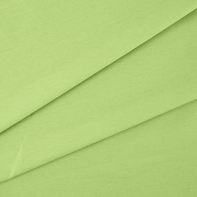 Ткань на отрез поплин гладкокрашеный 115 гр/м2 220 см цвет мохито фото