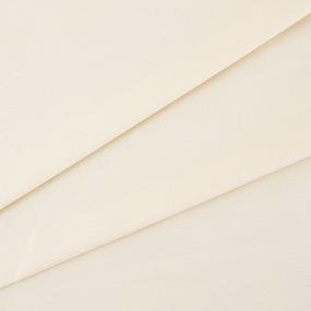 Ткань на отрез поплин гладкокрашеный 115 гр/м2 220 см цвет шампань фото