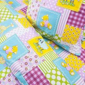 Постельное белье детское бязь 93461 ГОСТ 1.5 сп фото