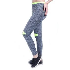Женские спортивные легинсы 200 цвет салатовый размер 44 (42-44) фото