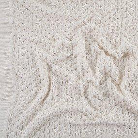 Покрывало-плед Паучок 150/200 цвет бежевый фото