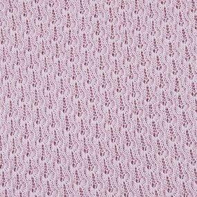 Покрывало-плед Паучок 150/200 цвет розовый фото