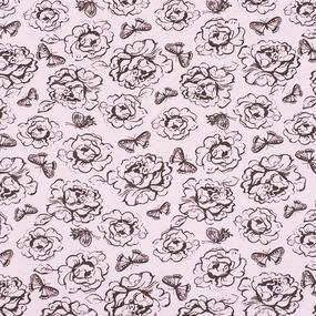 Ткань на отрез кулирка 1292-V3 фото