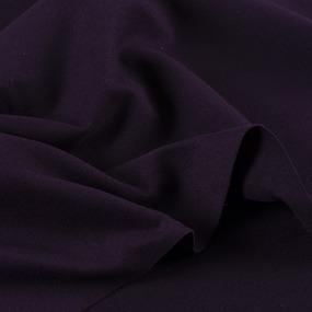 Ткань на отрез кашемир О-1 цвет баклажановый фото