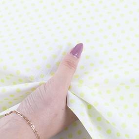 Маломеры бязь плательная 150 см 1359/22А цвет салат 10 м фото