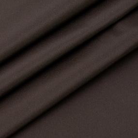 Ткань на отрез дюспо 240Т покрытие Milky 80 г/м2 цвет коричневый фото