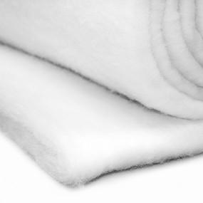 Маломеры наполнитель Синтепон 100 гр/м2 шир. 150 см 0.5 м фото