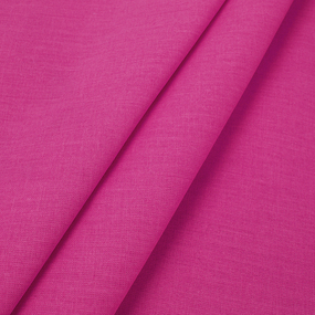 Поплин гладкокрашеный 220 см 115 гр/м2 цвет малина фото