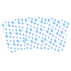 Пеленка бязь белоземельная 120 гр/м2 120/80 фото