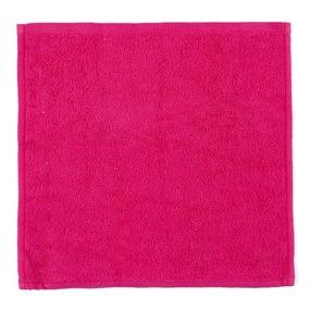 Салфетка махровая цвет 106 малиновый 30/30 см фото