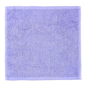 Салфетка махровая цвет 805 сиреневый 30/30 см фото