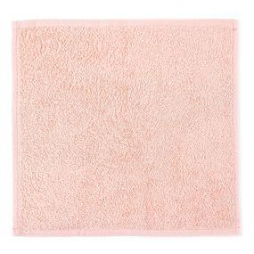 Салфетка махровая цвет 028 персиковый 30/30 см фото