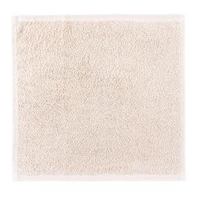 Салфетка махровая цвет 022 бежевый 30/30 см фото