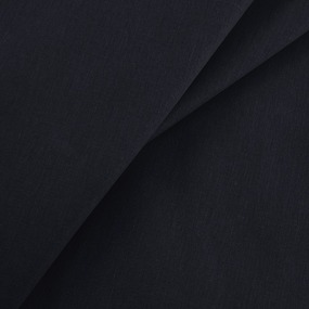 Ткань на отрез бязь гладкокрашеная 120 гр/м2 150 см цвет черный фото