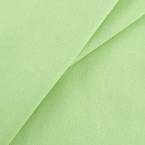 Ткань на отрез бязь гладкокрашеная 120 гр/м2 150 см цвет салатовый фото