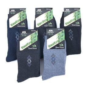 Мужские носки теплые F2031 Хай Минг размер 42-48 фото