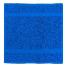 Салфетка махровая Sunvim 17В-5 30/30 см цвет синий фото