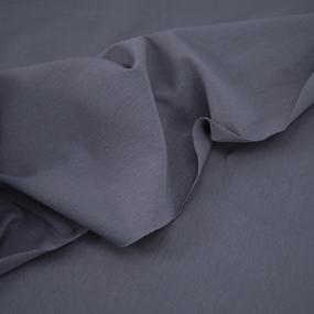 Ткань на отрез кулирка с лайкрой цвет серый фото
