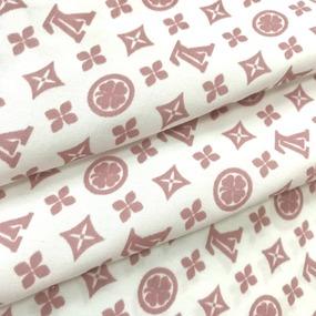 Рубашечная ткань на отрез Элиф LV-5 б/з цвет розовый фото