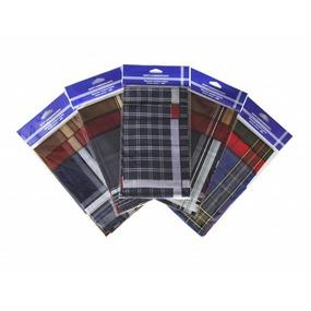Платки носовые элитные мужские 45430д(3) 3 шт фото