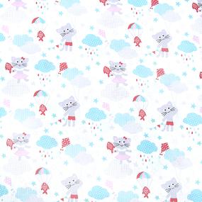 Ткань на отрез ситец белоземельный 95 см 92871 фото
