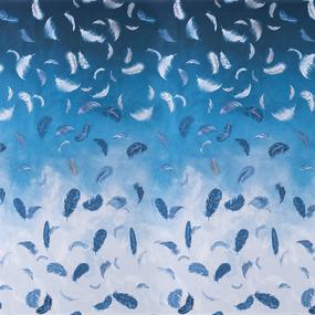 Ткань на отрез бязь 120 гр/м2 150 см 13131/1 Ловцы снов фото