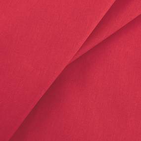 Ткань на отрез бязь гладкокрашеная 120 гр/м2 150 см цвет красный фото