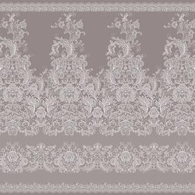 Ткань на отрез поплин 220 см 15938/1 Кружевной этюд фото