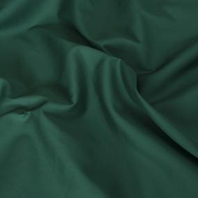 Простыня сатин 147BGS зеленый air jet 1.5 сп фото