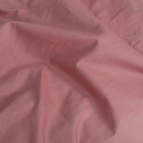 Простыня сатин 40S 003 цвет розовый 1.5 сп фото