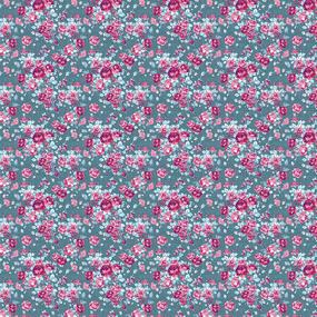 Фланель Престиж 150 см набивная арт 525 Тейково рис 18739 вид 9 Виола фото