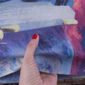 Ткань на отрез перкаль 150 см 13049/1 Космос фото