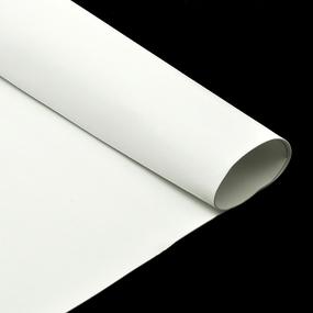 Фоамиран Magic 4 Hobby в листах арт.MG.A036 цв.белый, 1 мм 50х50 см фото
