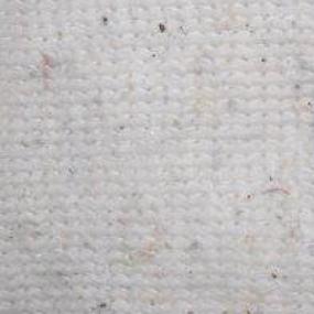 Ткань на отрез полотно холстопрошивное частопрошивное белое 80 см фото