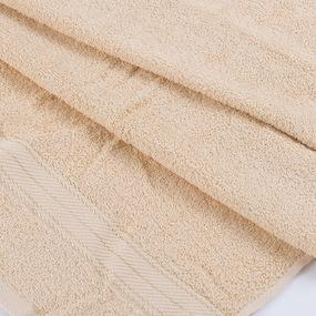 Полотенце махровое Sunvim 12В-4 50/90 см цвет бежевый фото