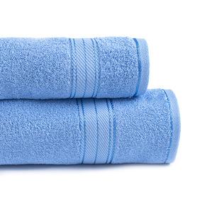 Полотенце махровое Sunvim 12В-4 50/90 см цвет голубой фото