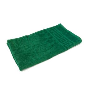 Полотенце махровое Туркменистан 50/90 см цвет темно-зеленый VIRIDIS фото