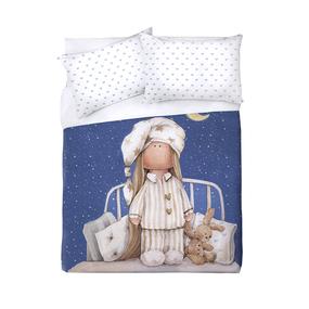 Детское постельное белье из поплина 1.5 сп Сладкий сон фото