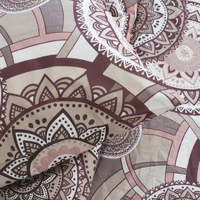 Постельное белье из бязи 9276/2 Ореол 1.5 сп с 1-ой нав. 70/70 фото