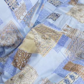 Постельное белье из бязи 1292/1 Арабеска 1.5 сп с 1-ой нав. 70/70 фото